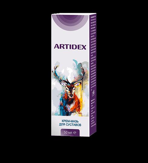 Artidex мазь для суставов