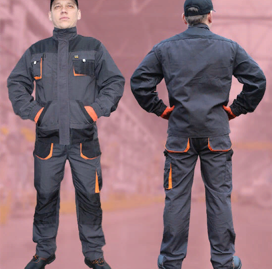 Рабочий мужской костюм Euro Pro-Tek
