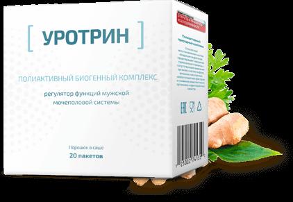 Уротрин - средство от простатита