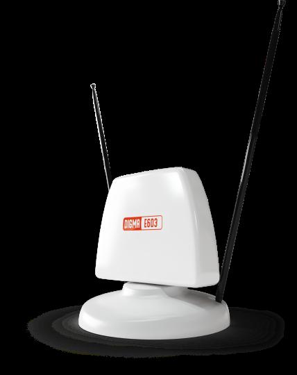 Антенна цифровой приемник DIGMA E603